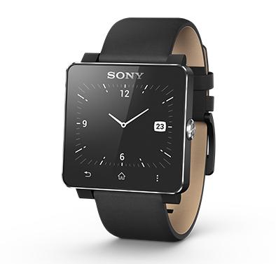Sony SmartWatch 2, la nueva versión del teléfono inteligente de Sony