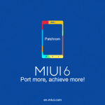 MIUI 6 disponible para muchos dispositivos