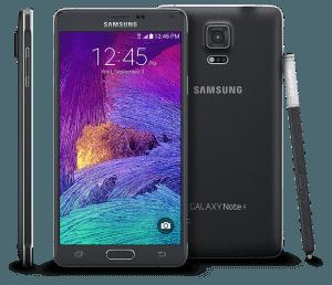 Actualizar Android 5.1 en la Samsung Galaxy Note 4