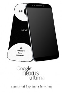 Android 5 y Google Nexus Ultima