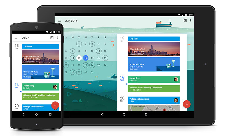 Primer vistazo a Android 5.1