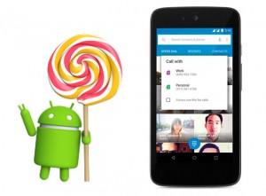 Llamadas HD con Android 5.1