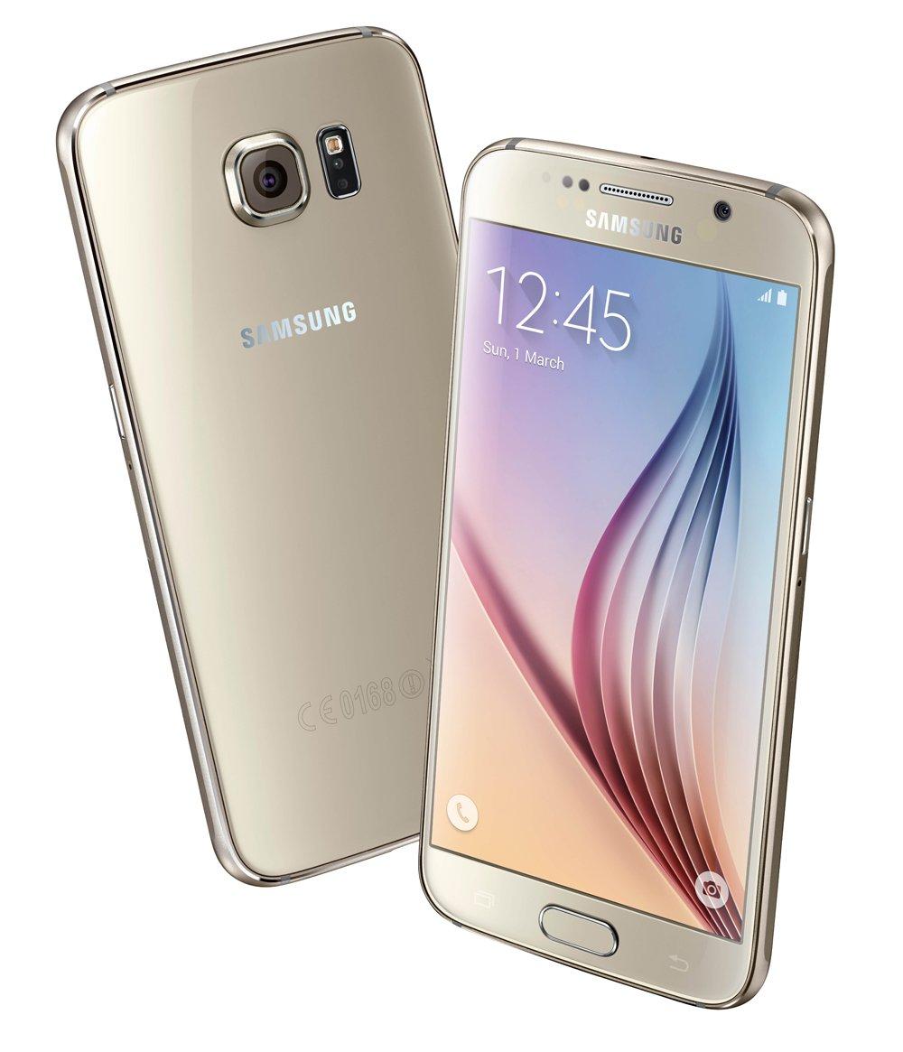 Actualizar Android 6.0 en el Samsung Galaxy S6