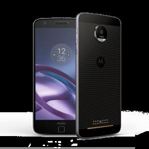 Android 8.1 en el Motorola Moto Z