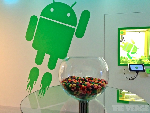 Android Jelly Bean es Android 4