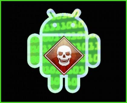 aplicaciones malware