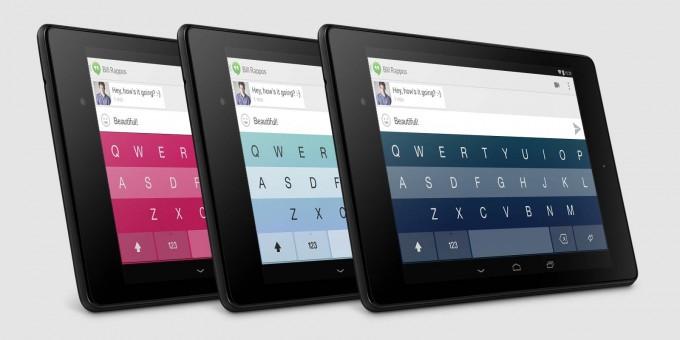 Actualiza tu teclado en Android con Fleksy