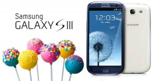 Actualizar Android 5.1 Lollipop en el Samsung Galaxy S3