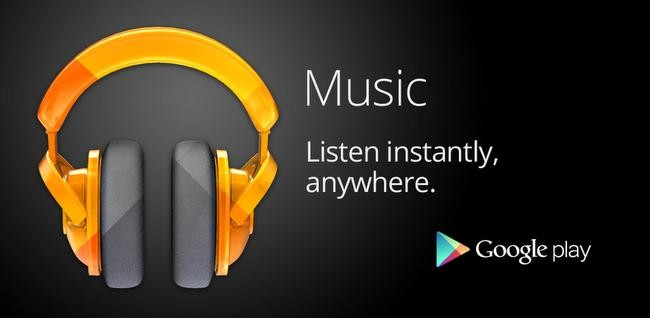Google Play Music se actualiza con un nuevo widget y más