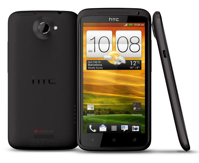 Actualizar Android en HTC One X