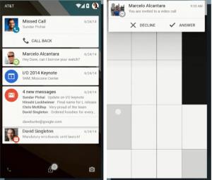 Actualiza tus notificaciones al estilo de Android L