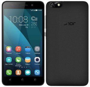 Actualizar Android 7 en el Huawei Honor 4X