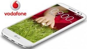 Actualización Android 5.0 del LG G2 en Vodafone