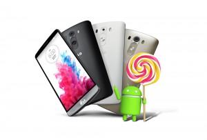 Actualizar Android 5.0 en LG G3