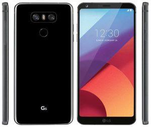 Actualizar Android 8 en el LG G6