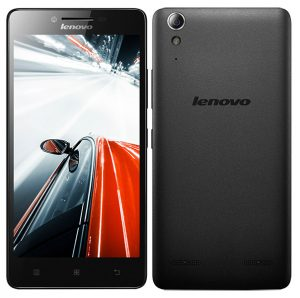 Android 8.0 en el Lenovo A6000 Plus