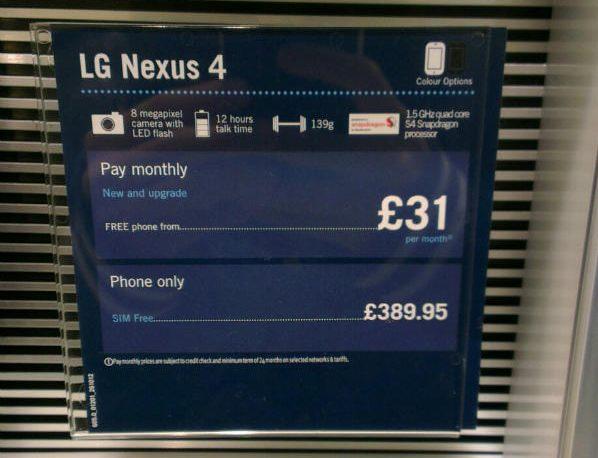 precio-lg-nexus-4