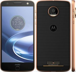 Android 7.1.1 en Motorola Moto Z Play