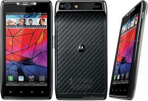 Actualizar Android en el Motorola RAZR XT910