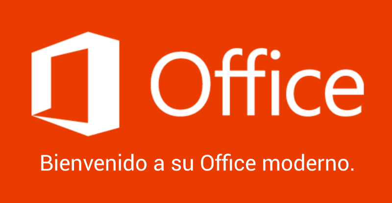 Actualiza ya Microsoft Office para tabletas Android