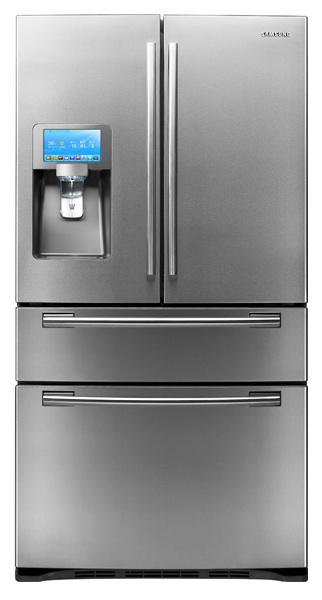 Refrigerador Samsung con Android