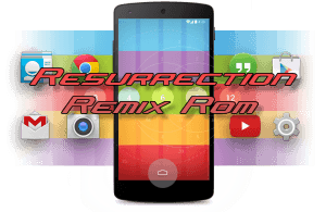 Resurrection Remix en Moto X Play
