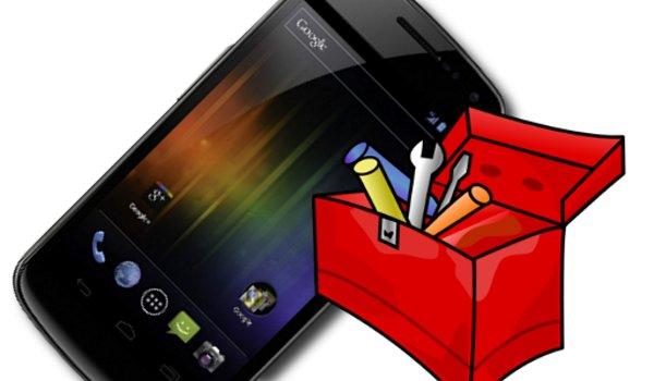 Samsung Galaxy Nexus Toolkit
