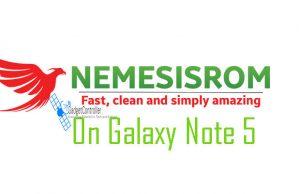 Actualizar Android en Samsung Galaxy Note 5