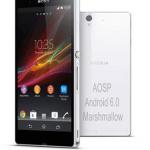 actualizar Android en el Sony Xperia Z