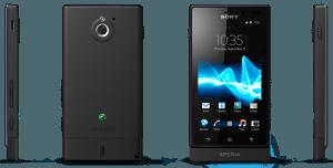 Actualizar Android en Sony Xperia Sola MT27i