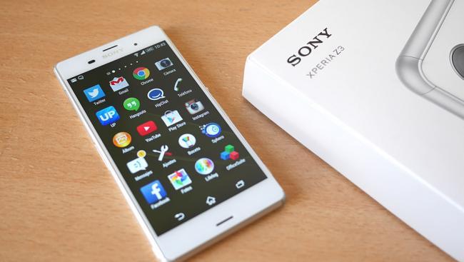 Sony actualizará el Xperia Z2 y Z3 a Android 5.0 en febrero
