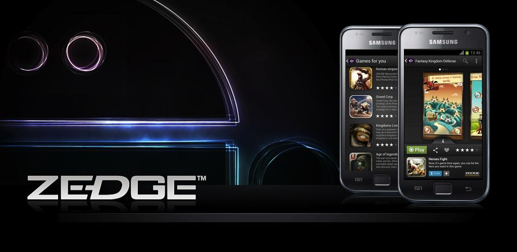 Fondos animados y sonidos gratis con Zedge