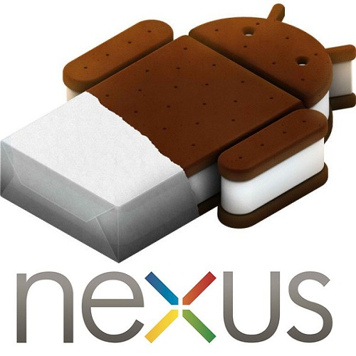 actualización para el Samsung Galaxy Nexus