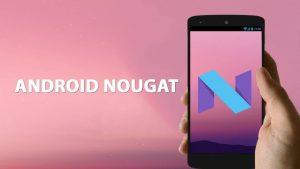 Actualizar Android 7.0 en cualquier Nexus