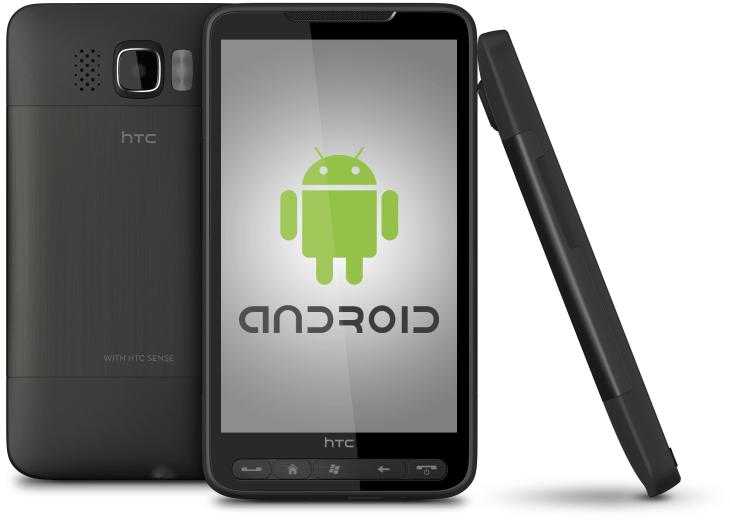 actualizar android en HTC