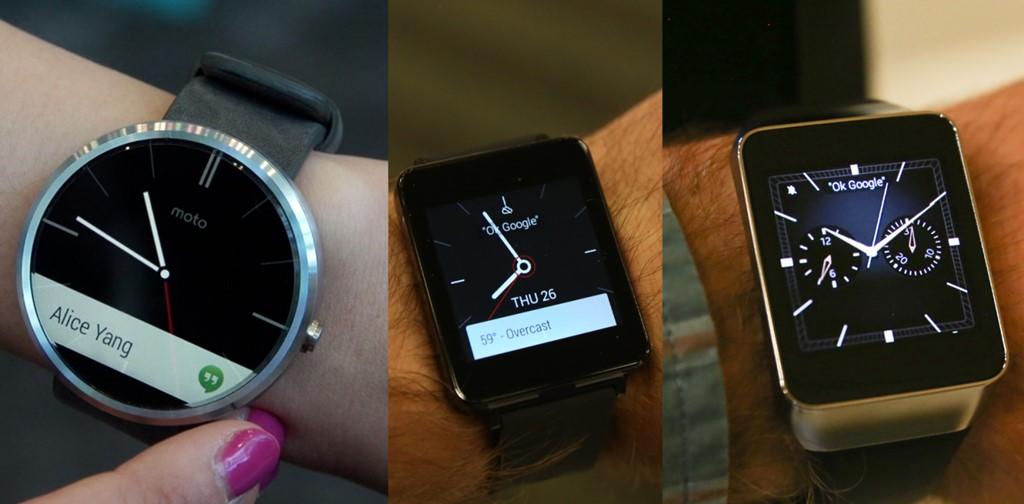 Próximamente una actualización de Android Wear
