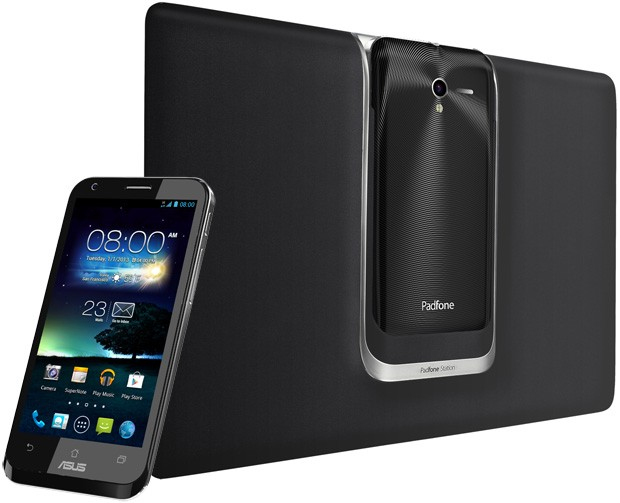 El nuevo Android de Asus: Padfone 2