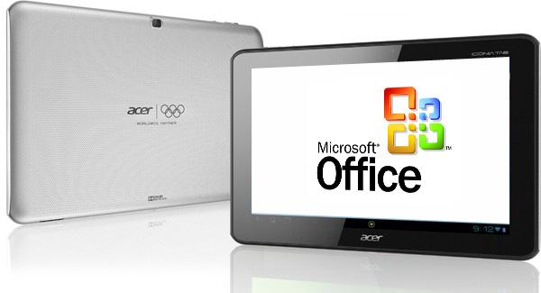 Descargar Office para cualquier tableta Android