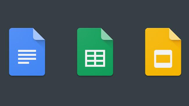 Actualiza Documentos, Hojas de cálculo y Presentaciones para Android