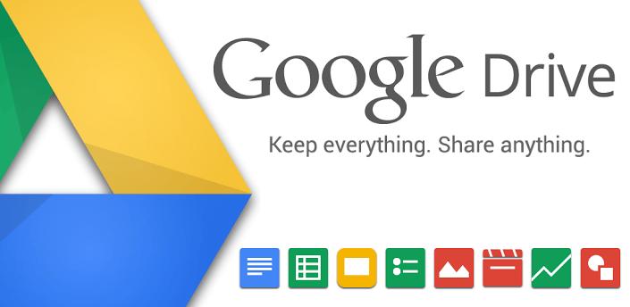 Actualizar Google Drive en Android