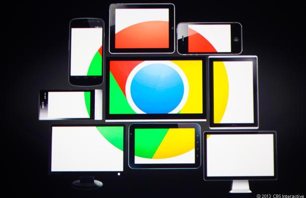Las aplicaciones de Chrome en Android