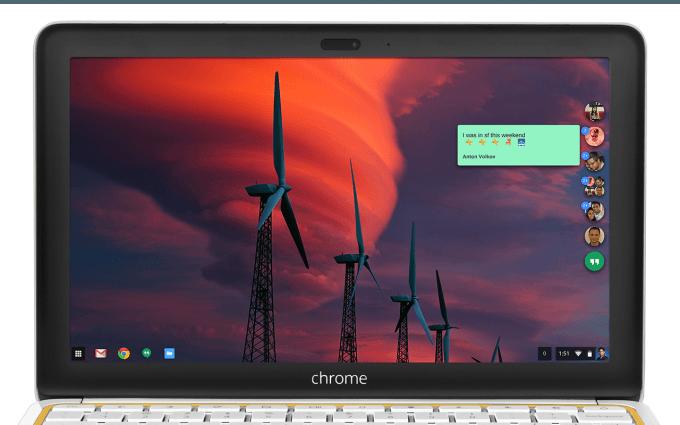 Nueva actualización de Hangouts para Android y PC