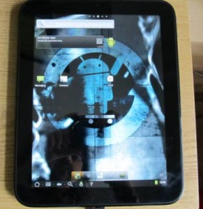 instalar ANDROID en HP TOUCHPAD