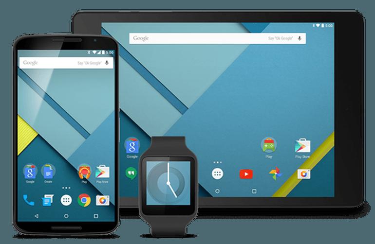 Descarga el kernel de Android 5.0 Lollipop para telefonos Motorola
