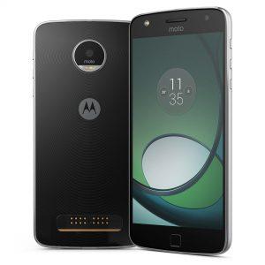 Actualizar Android 8.0 en el Motorola Moto Z Play