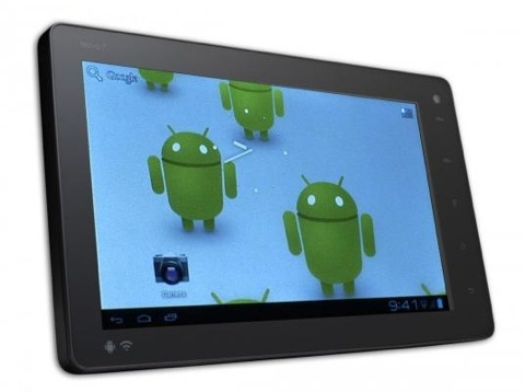 novo7 android tablet
