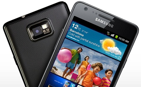 samsung galaxy s2 reset android