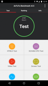 AnTuTu y benchmarks para Android