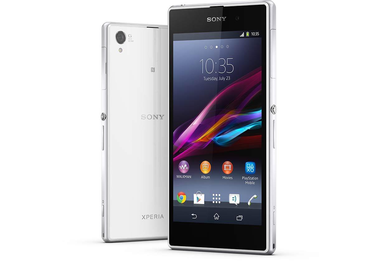 Actualizar Android 9 en el Sony Xperia Z1