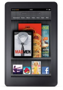 tableta amazon kindle fire